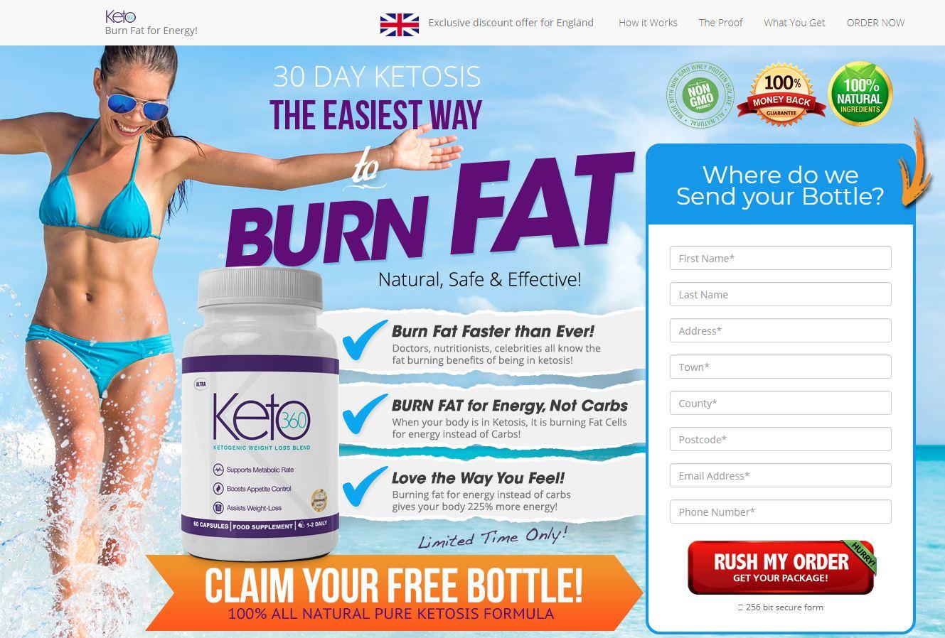 Keto360 UK