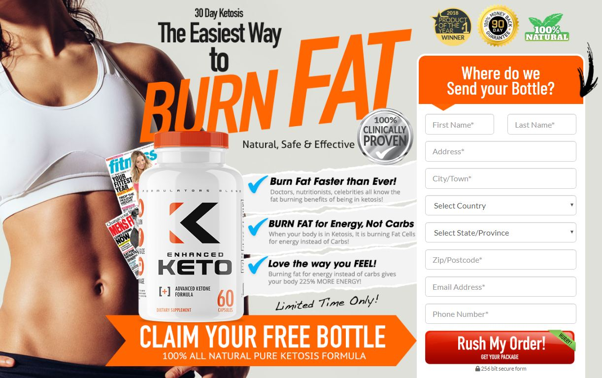 Enhanced Keto UK