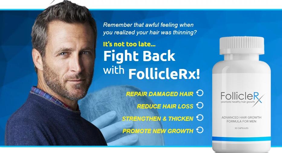 Follicle RX Hair Growth Formula