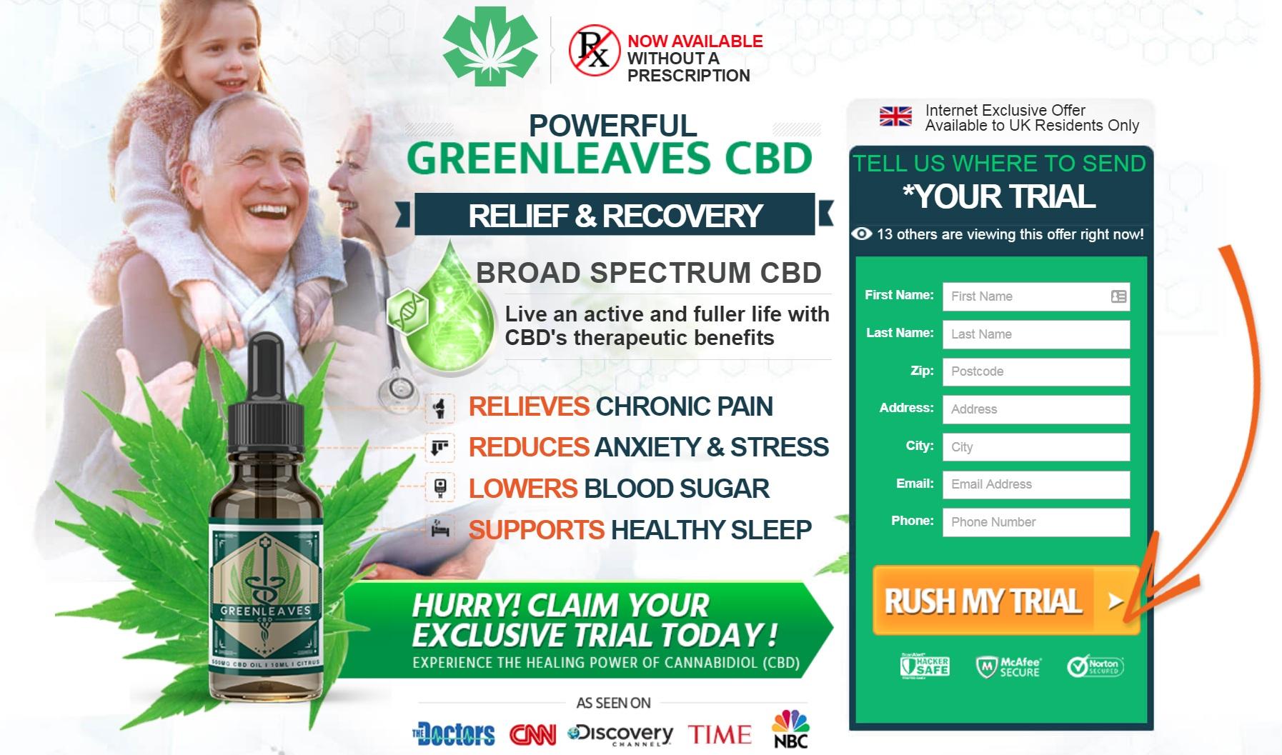 GreenLeaves CBD
