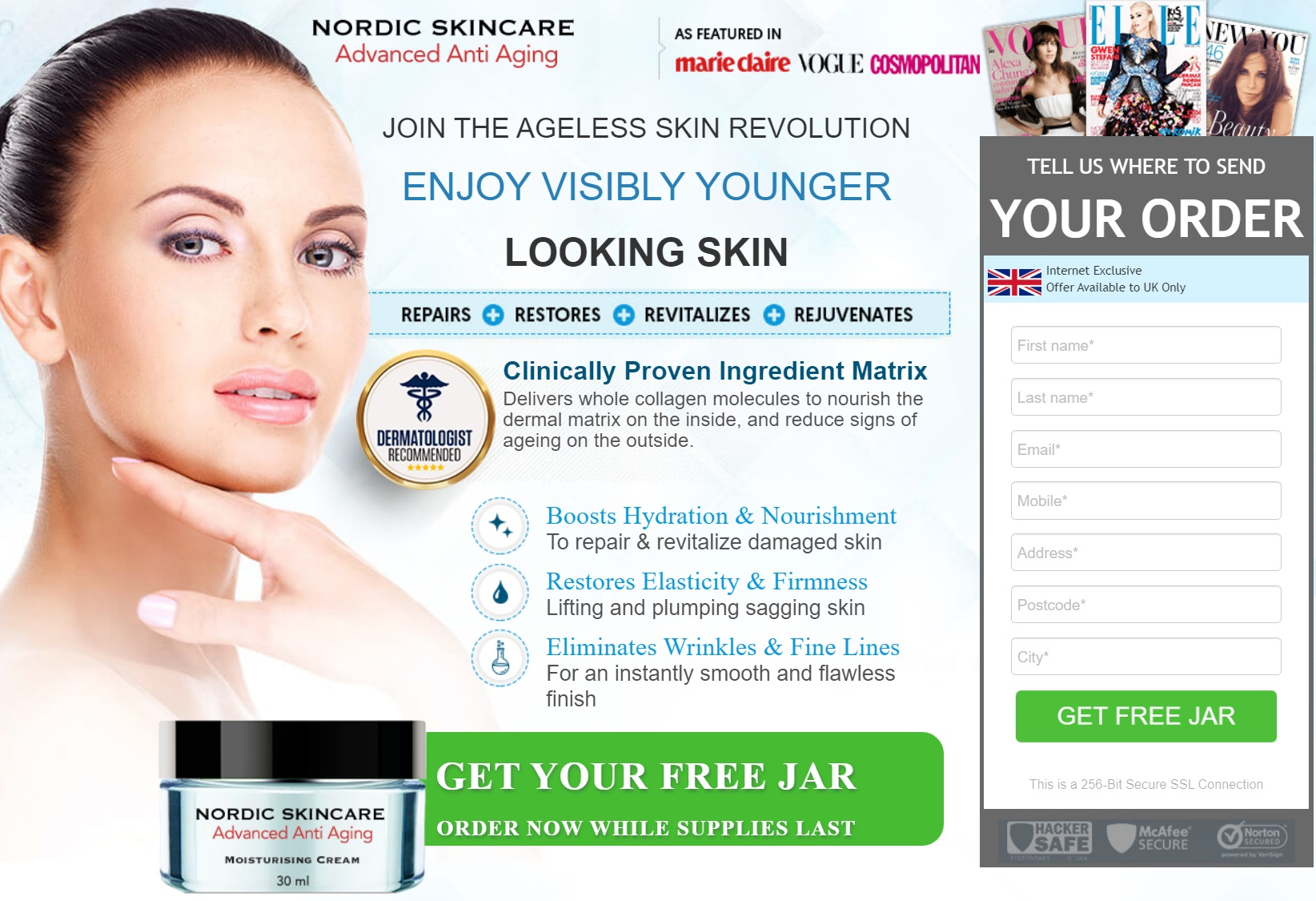 Nordic SkinCare Advanced Anti Aging