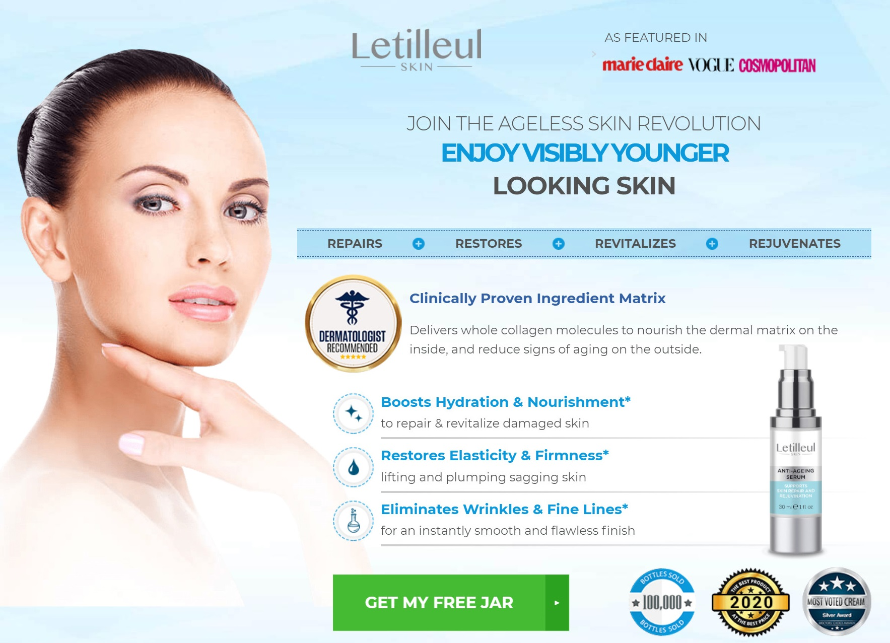 Letilleul Serum Buy Now