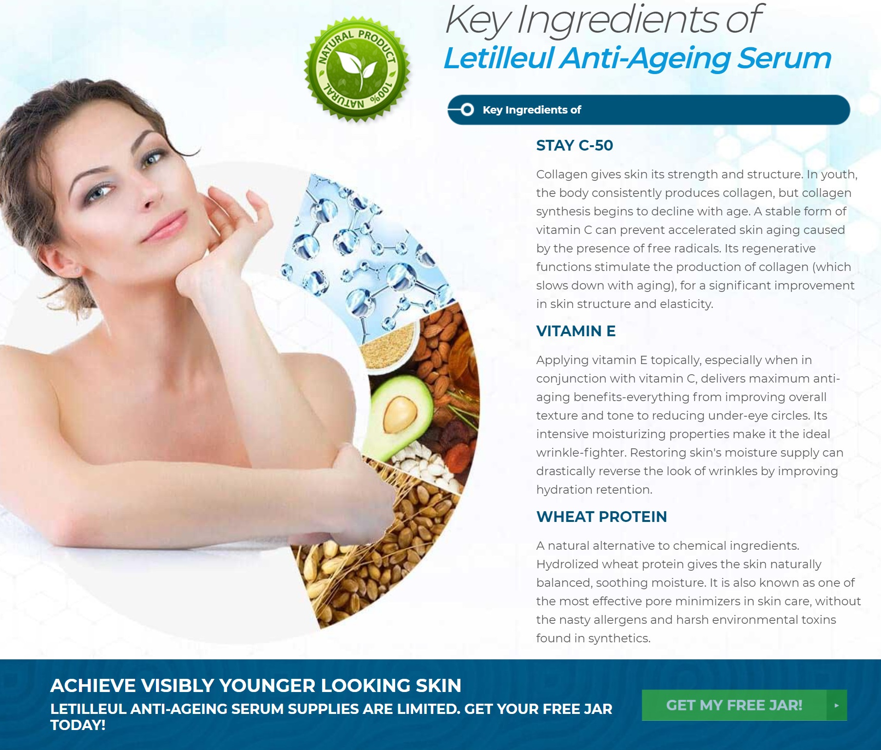 Letilleul Serum Ingredients
