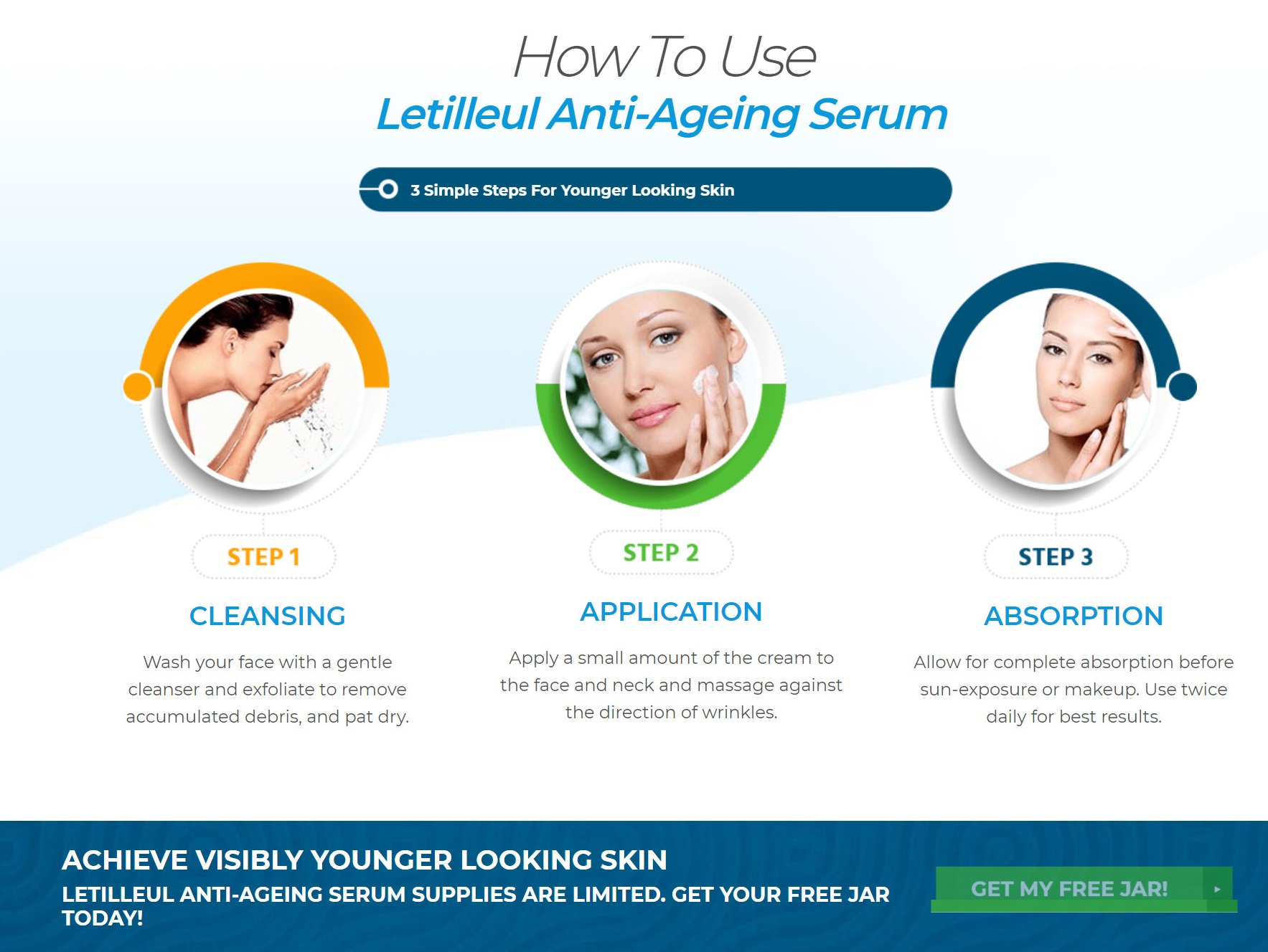 Letilleul Serum Uses