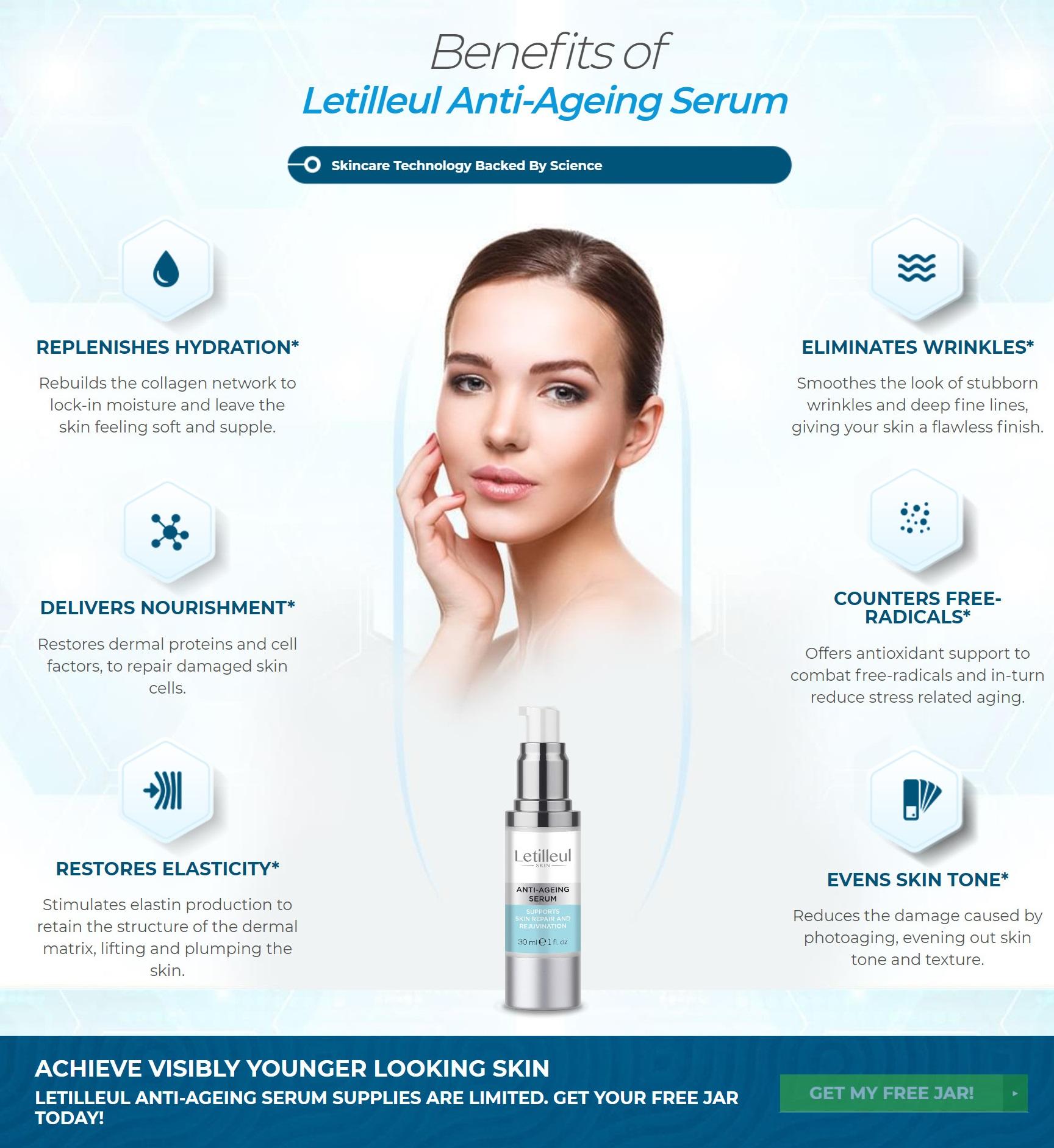 Letilleul Skin Benefits